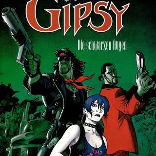 Gipsy 4 Die Schwarzen Augen von Thierry Smolderen, Enrico Marini