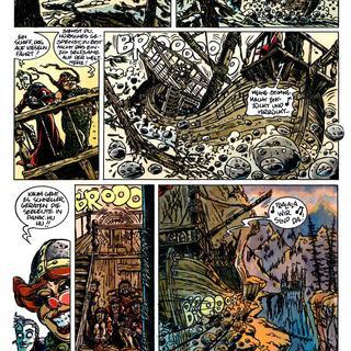 Gorn 1 Selbst der Tod von Tiburce Oger