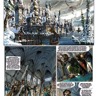 Gorn 11 Schattengedaechtnis von Tiburce Oger
