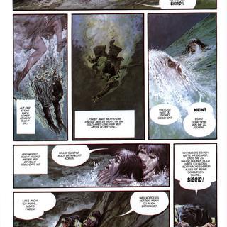 Trueno 2 Hexerei auf den Wind-Inseln von Victor Mora, John Burns