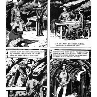 Prinz Eisenschwanz von Wallace Wood
