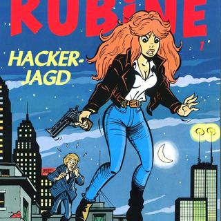 Rubine 1 Hackerjagd von Walthery, De Lazare, Mythic