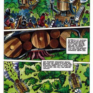 Holz von Wendy Pini, Richard Pini