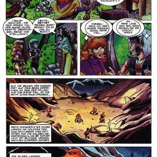Scherben 6 von Wendy Pini, Richard Pini