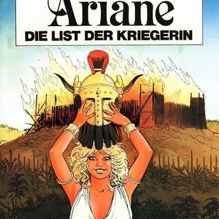Ariane 4 Die List der Kriegerin von Weyland