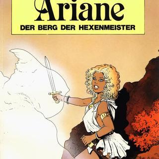 Ariane 6 Der Berg der Hexenmeister von Weyland
