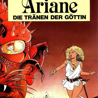Ariane 3 Die Traenen der Goettin von Weyland