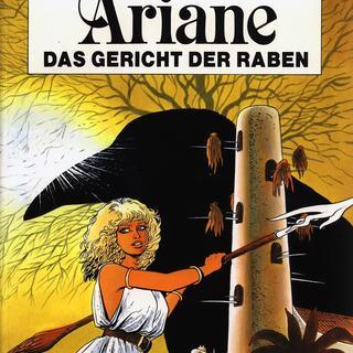 Ariane 7 Das Gericht der Raben von Weyland