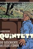 Quintett 3 Die Geschichte des Elias Cohen von Franck Giroud, Cyril Bonin