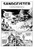 Dampyr 3 Sandgeister von Mauro Boselli