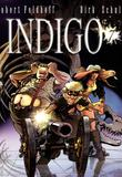 Indigo 7 Jagd auf Fast Machine von Robert Feldhoff, Dirk Schulz