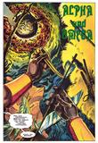 Alpha und Omega von Wendy Pini, Richard Pini